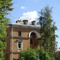 Непарадный Петербург :: Жанна Рафикова