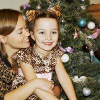 Мама и дочка :: Ольга Ярахтина