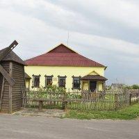 Музей в деревне. :: юрий Амосов