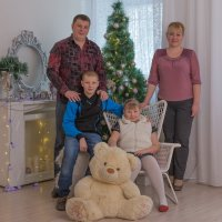 на кануне рождества :: Алексей -