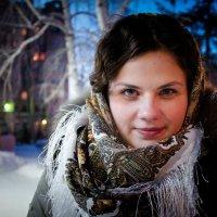 в вечернем парке :: Юлия Паршакова