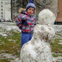 а у Тимошки усики! :: Александр Прокудин
