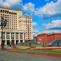 Москва :: М. Дерксен Derksen