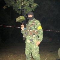 Страйкбол - игра для Настоящих Мужчин! :: Олег Шабашев