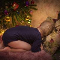 Ночь накануне Рождества :: Наталья Ерёменко