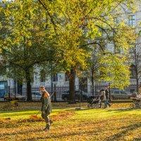 Осень в Риге :: MVMarina