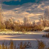 Зимняя :: Мария Богуславская