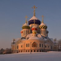 Переделкино Церковь  Святого Игоря Черниговского :: Наталья Левина