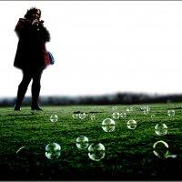 История с пузырями :: Кай-8 (Ярослав) Забелин