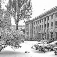 Когда в городе снег... :: Копыткина Юлия
