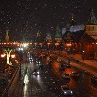 Заснеженная Москва :: Наталья Левина