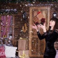 Новогоднее волшебство :: Олеся Пантелеева