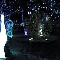 Рождество на Тверском бульваре... :: Елена