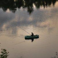 рыбак :: александр макаренко