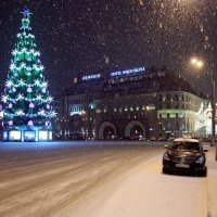 Новогодняя Лубянка :: Валерий Князькин