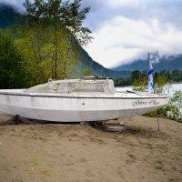 Лодка :: Ольга