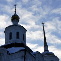 Рождественские небеса :: Наталья Тимофеева