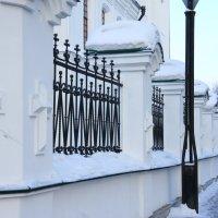 Соборная ограда :: Наталья Тимофеева
