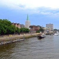 Река Везер :: Ольга