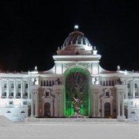 Дворец Земледельцев :: leoligra