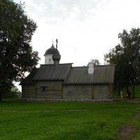 Архитектура 8 века :: Анастасия Марандыч
