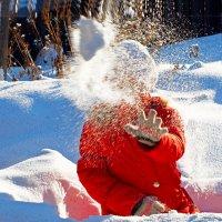 Снег 3 :: Валентин Кузьмин