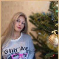 Напишу письмо я Дед Морозу ...Взрослая уже? Да ну и что! :: Людмила Богданова (Скачко)