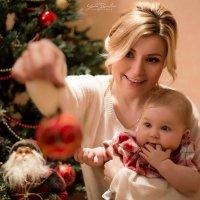Первый Новый год Мироши :: Юлия Замулина