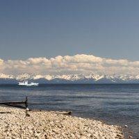 Вид на Байкал :: Константин Огнев