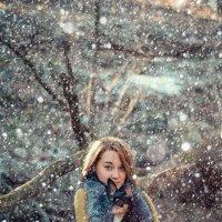 белый-белый-белый снег.. снится мне ночами.. :: ЕВГЕНИЯ БОРИСЕНКО