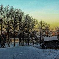 зимний день :: Сергей Кочнев
