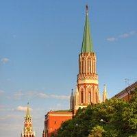 Московский кремль :: Константин
