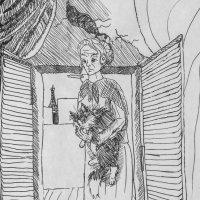 """кадр из фильма """"Окно в Париж"""" :: Дмитрий Потапкин"""