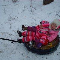 Вместе весело не только шагать :: Андрей Лукьянов
