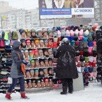 А Вам шапочка не нужна? :)) :: Валентина Данилова
