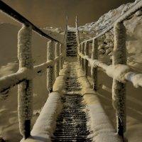 Снежный мостик :: Витас Бенета