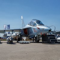 Легкий штурмовик Як-130М :: Павел Myth Буканов
