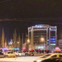 Главная ёлка в Тамбове. :: Александр Тулупов