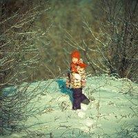 Мороз и солнце,день чудесный! :: Инна Пивоварова