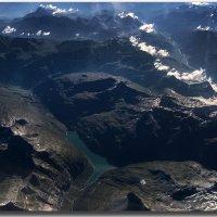 Италия. Озеро в горах. :: сергей адольфович