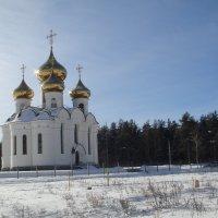Тверь. Церковь Александра Невского - год постройки 2011-2012 :: helga 2015