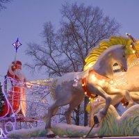 Новогодняя сказка :: Ирина Бархатова