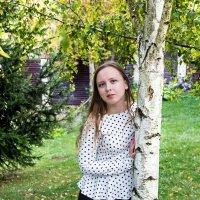Девушка :: Ксения Антосяк