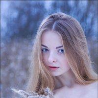 Снежная девушка :: Елена Ерошевич