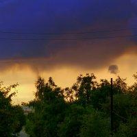 перемена погоды :: Александр Прокудин