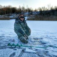 Нет, мне совсем не холодно! :: Милешкин Владимир Алексеевич