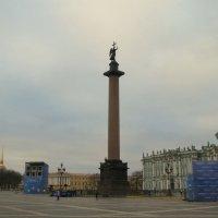 На Дворцовой площади. :: Валентина Жукова
