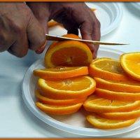 Просто апельсинко-витаминко :: Андрей Заломленков