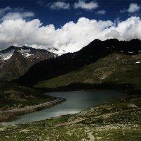 Озеро в горах Италии. ( Путешествия) :: сергей адольфович