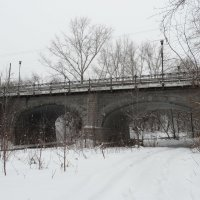 Старый мост :: Александр Подгорный